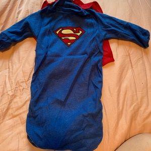 DC Comics Costumes - newborn superman costume